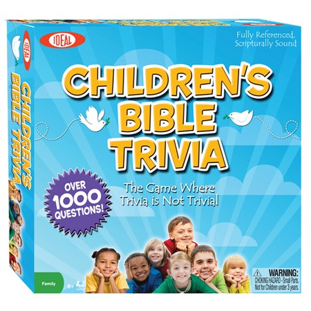 POOF-Slinky 0C911 Children s Bible Trivia
