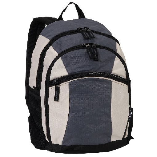Everest 7045S-GY 13 in. Deluxe Junior Backpack
