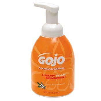 Gojo Industries GOJ 5762-04 Luxury Foam Antibacterial Handwash