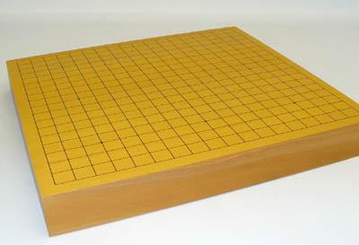 "ShinkWang 22855K 18"" x 16.25"" Agathis Go Board"