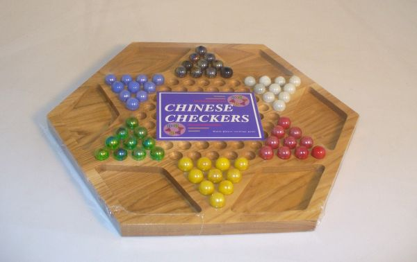 Square Root SQ25 Chinese Checkers