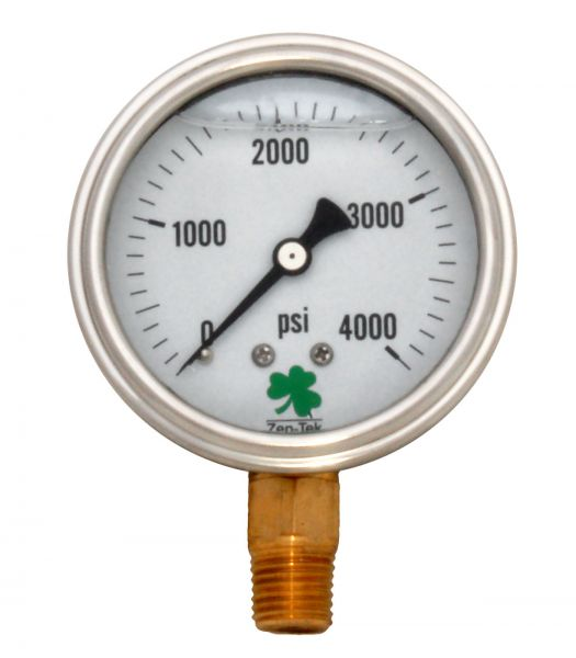 Zenport Industries LPG4000 0 G�� 4000 PSI Low Pressure Gauge