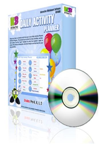 K & B Interactive KB-4685 Daily Activities KABI014