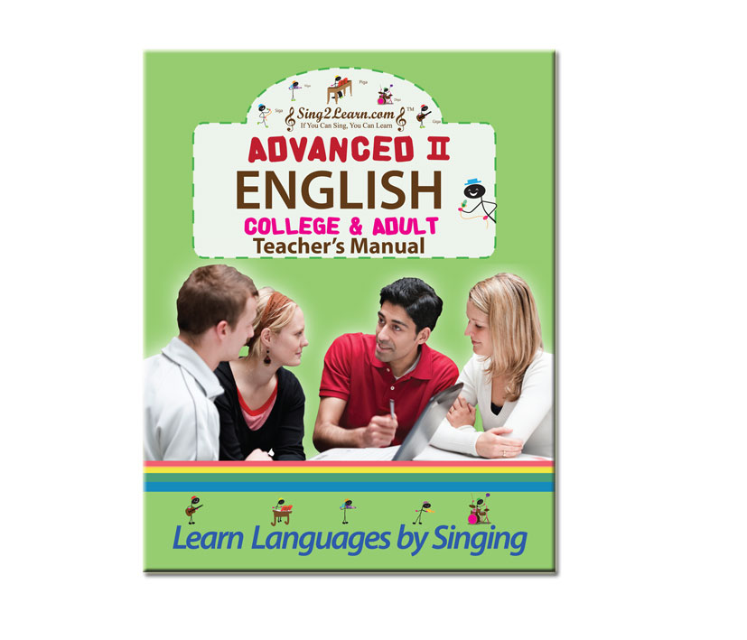 Sing2Learn English-06-TeacherM Intermediate 2 English Teacher Manual