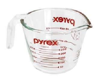 Pyrex 6001074 1-Cup Measuring Cup WRK136