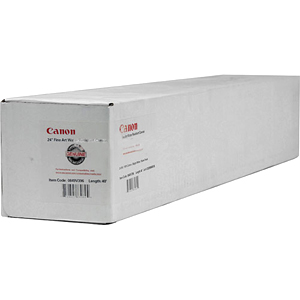 Canon 0849V396 Water-Resistant Matte Canvas  24'' x 40 feet  Roll