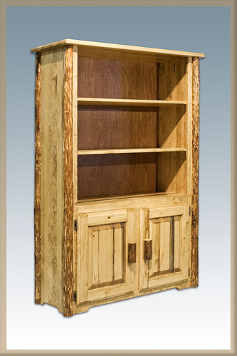 Montana Woodworks MWHCBCV Homestead Book Case