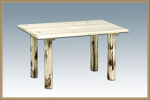 Montana Woodworks MWHCKTV Homestead Childs Table