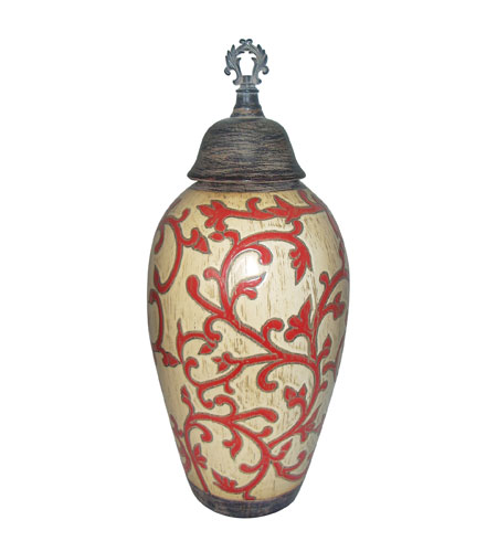 Sterling Industries 72-3240 Grand Vigne Urn Accessory Jar