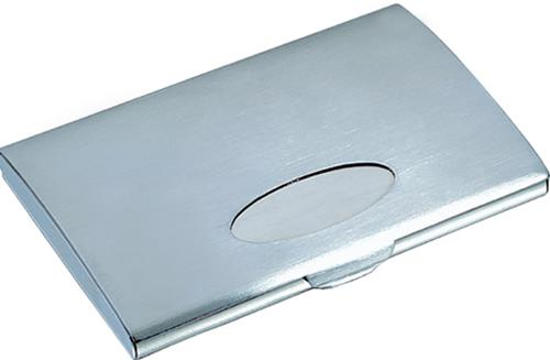 Visol V613B Corp Stainless Steel Business Card Case
