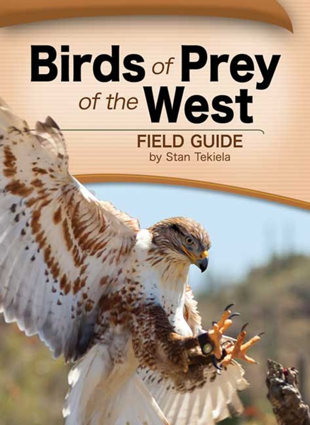 Adventure Publications AP33045 Birds of Prey of the West