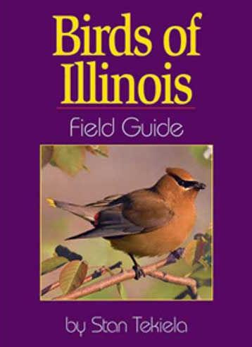 Adventure Publications  AP61744 Birds Illinois Field Guide