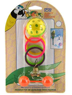 Penn-plax Inc Olympic Sport Bird Toy Kit  BA524