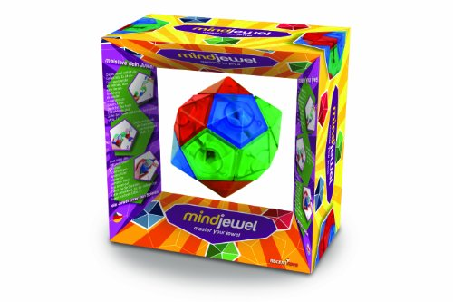 Recent Toys MJ2968 Mind Jewel Brain Puzzle RCTT006