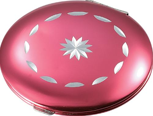 Pearl Metal Compact Mirror