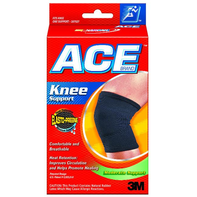 ACE 207528 Elasto-Preene Knee Support - Size- Large-X-Large -16-20 in.