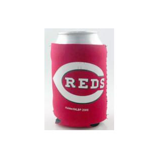 Caseys Distributing 8686750724 Cincinnati Reds Kolder Kaddy Can Holder
