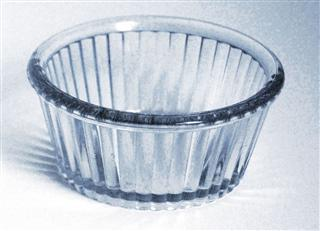 Gessner Products IW-0364A-CL 4.5 oz. Fluted Ramekin- Case of 12