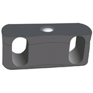 OFM 306-GB Ganging Bracket for 306 - Rico with Arms