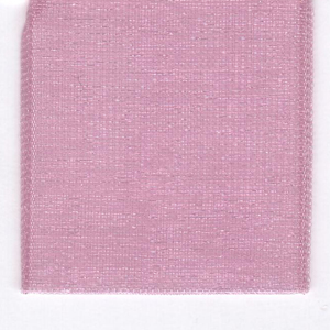 Papilion R072070160165100Y .63 in. Sheer Chiffon Ribbon 100 Yards - Mauve