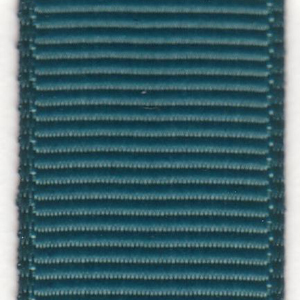 Papilion R07420538034750YD 1.5 in. Grosgrain Ribbon 50 Yards - Teal