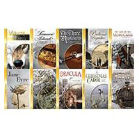 Saddleback Education 9781616511760 Timeless Classics - Literature Set 3 Book-Guide