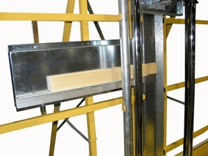 Sawtrax Mfg MDFC Sawtrax Panel Saw Accessory- Full Mid-fence -Factory attached and aligned when ordered with machine