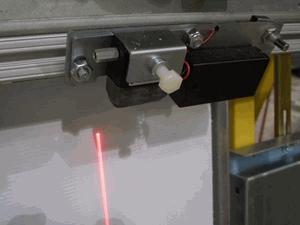 Sawtrax Mfg PSLA Sawtrax Panel Saw Accessory- Panel Saw Laser Cutting Guide