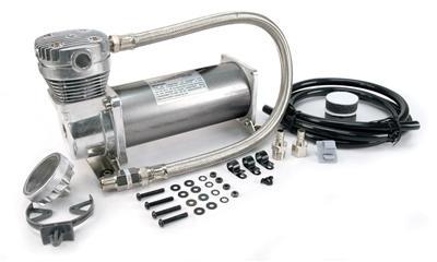 VIAIR 48043 480C Chrome Compressor Kit