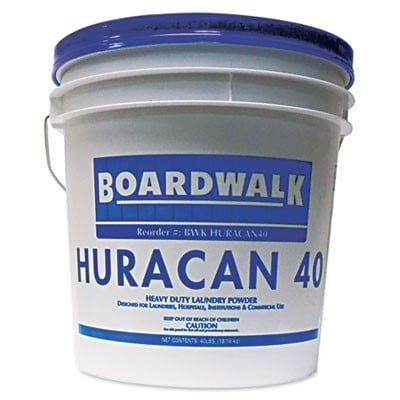 Inc HURACAN40 SOAP LAUNDRY  PWDR 40# WE