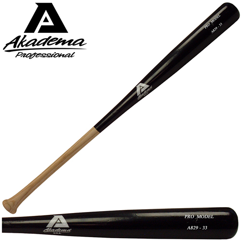 Akadema A843-32 Akadema A843-32 Pro Level Quality Adult Amish Wood Baseball Bat 32 IN
