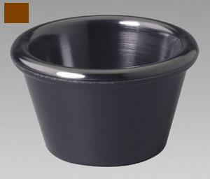Gessner Products IW-0360-BR 1.5 oz. Smooth-Sided Ramekin- Case of 12