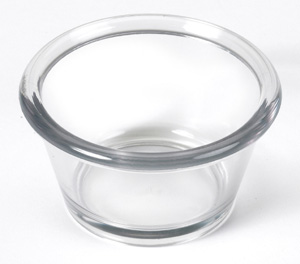 Gessner Products IW-0364-CL 5 oz. Smooth-Sided Ramekin- Case of 12