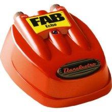 Danelectro D4 Fab Slap Echo Effects Pedal