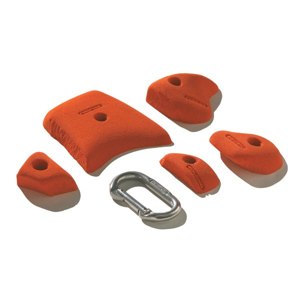 Nicros HEC Crimps Little Edges That Could Handholds - Orange