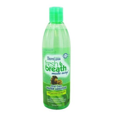 Tropiclean 015180 Fresh Breath Cat Water Additive 16 Oz