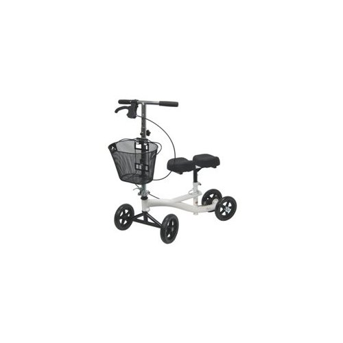 Karman Healthcare KW-100-BK Knee Walker-Black