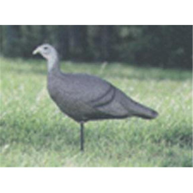 Flambeau inc 00856 flambeau 00856 3 position hen turkey decoy