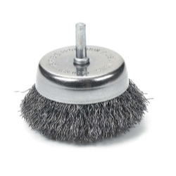 KD Tools KDT2314 2-.50 in. Crimped Wire Cup Brush ISN10798