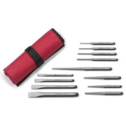 KD Tools KDT82305 12 PIece Punch and Chisel Set