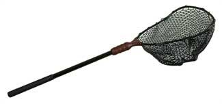 Adventure Products 71151 Ego - Large 19 x 21 Inch Rubber Mesh Fishing Net