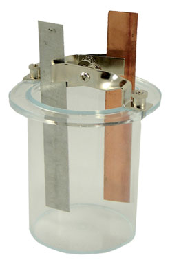 Ginsberg Scientific 7-1822 Voltaic Cell - 2 Electrodes