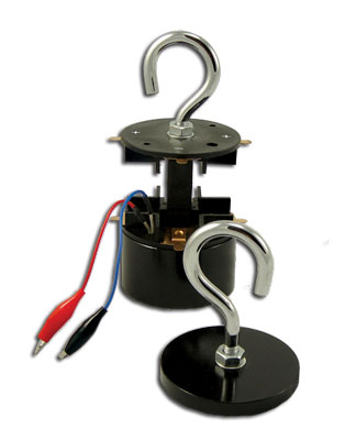 Ginsberg Scientific 7-505-3 Large Iron Clad Electromagnet
