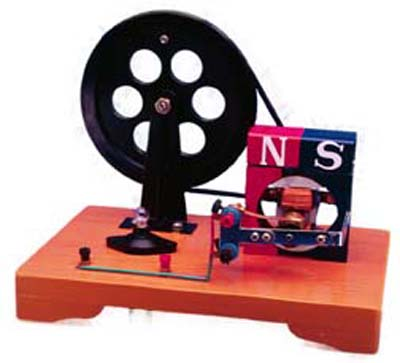 Ginsberg Scientific 7-1850 AC-DC Generator