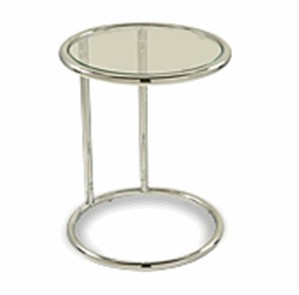 Avenue Six 401017 Yield Glass Circle Table