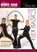 Body Bar Systems D-DVD-BBFB Body Bar Flex Basics DVD