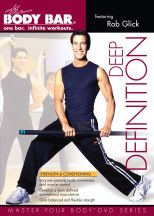 Body Bar Systems D-DVD-DD Deep Definition DVD