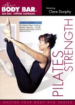 Body Bar Systems D-DVD-PS Pilates Strength DVD