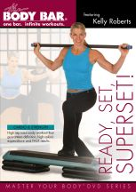 Body Bar Systems D-DVD-RSSS Ready Set Superset DVD