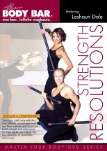 Body Bar Systems D-DVD-SR Strength Resolutions DVD